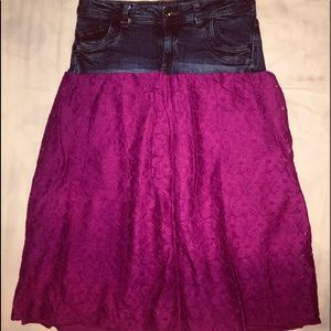 Girls Arizona Skirt Size 10/12 Plus